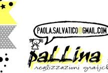 """PRINTABLE """"realizzazioni grafiche"""" by paLLina"""
