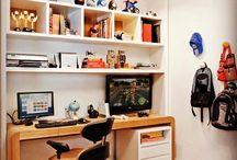 Alex desk