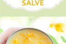 Homemade Lotion/Salve