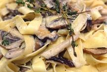 Les 10 plus beaux plats de tagliatelle aux champignons