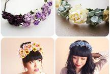 Virág ékszerek