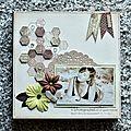 Scrapbooking Mini album