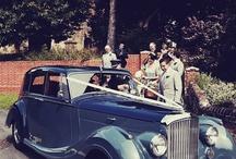 Wedding Cars | Vintage
