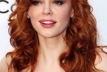 Redheads / Portretfoto's van fotogenieke mensen met rood haar.