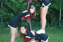 CHEER!!! / by Amy Leitzel