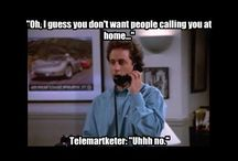 Funny telemarketers responses