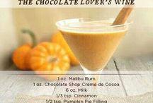 Drinks that make you go hmmm / by Amanda Burns