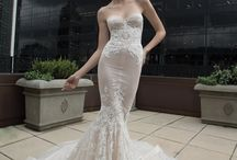 inbal1617 inspired / Sample dress on sale, £350