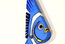 рыба не обыкновенная
