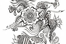 Doodle Art / We have had Doodle Art classes before - Find inspiration here.