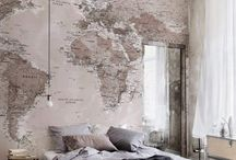 wall paper ideas