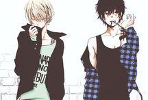 Boys anime