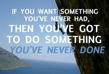 Inspiration/Quotes / by EWU Career Services