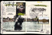Carnets de Voyage / Travel Diary / Souvenirs de beaux voyages - Memories of beautiful trips