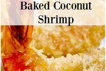Seafood Recipes / Fish etc recipes