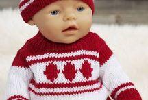 baby born vaatteet