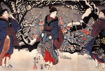 Japanese art and decor