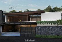Architecture / Modern Contemporary Building