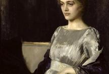 elegant portraits- female