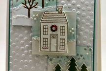 holiday house/stamping up