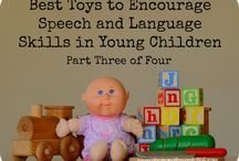 Toys, Games, & Products-for PT/OT/SLP