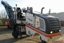 Wirtgen equipment / Wirtgen product profiled in Contractor and Q&M