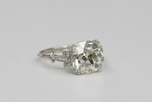 Wedding and Engagement rings / by Chera Kimiko