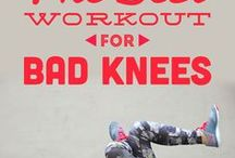 Bad knees workout