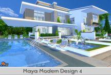 Maison -Sims 4