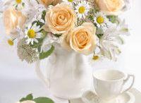 Decoupage kwiaty 3