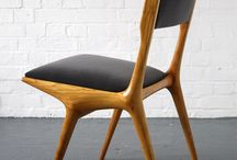 SEATS / Various kind of seats, interesting for design, materials, author