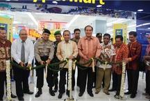 Pembukaan Gerai Ke 80 Hypermart Palopo 21 Desember 2012
