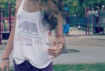 pretty girl swag / by Hosanna Hill