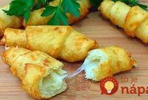 vysmazene zemiaky