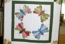 Quilting:  Dresdens & NYB