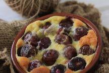 gâteaux fruits