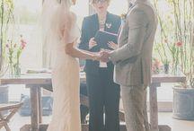 Wedding hair with veils