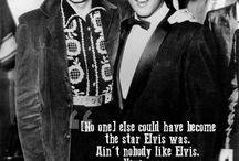 ELVIS PRESLEY / THE KING OF ALL POPULAR MUSIC. NUFF SAID...