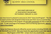 Council Promotions & Projects / Promos & Projects