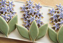 Edible ART ~ Cookies / by LORRAINE ❤️