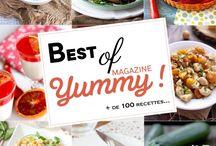 recettes yummy magazine des blogeurs