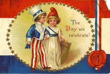 ♥ Proud to Be an American ♥ / Born in the U.S.A. and proud of it!! / by Cynthia Rose