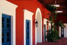 arquitetura mejicana(mexicana)