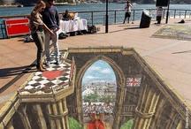 거리미술  Street art