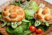 Creative food ideas / by Michelle Lynn