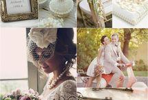 Style - Vintage Wedding / Vintagate Wedding Ideas 세월의 흔적이 아름다움으로 빛나는 빈티지 웨딩