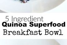 Breakfast suggestions