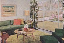 1950 living room