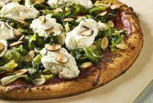 Pizzzas