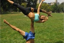 Acro Yoga / A little bit of everything  / by Lacey Pike